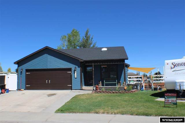 3119 Scott Circle, Rock Springs, WY 82901 (MLS #20204967) :: RE/MAX The Group