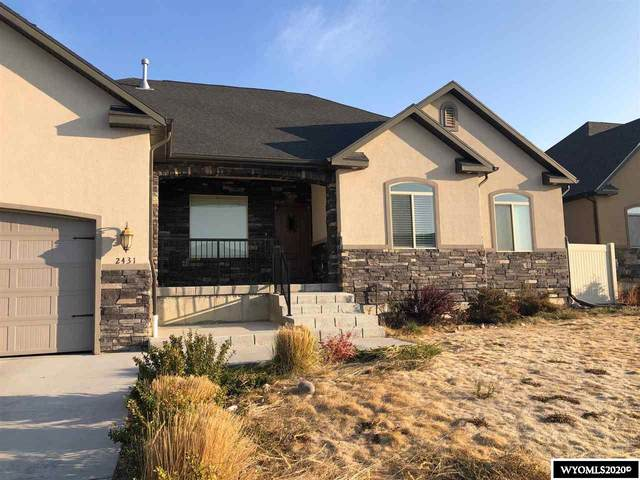 2431 Port Orford Lane, Rock Springs, WY 82901 (MLS #20204968) :: Lisa Burridge & Associates Real Estate