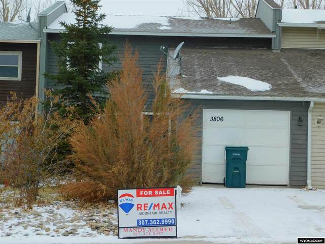 3806 Tyler Street, Rock Springs, WY 82901 (MLS #20204996) :: Real Estate Leaders
