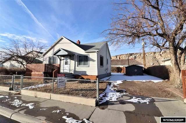 1423 9th Street, Rock Springs, WY 82901 (MLS #20205094) :: Real Estate Leaders