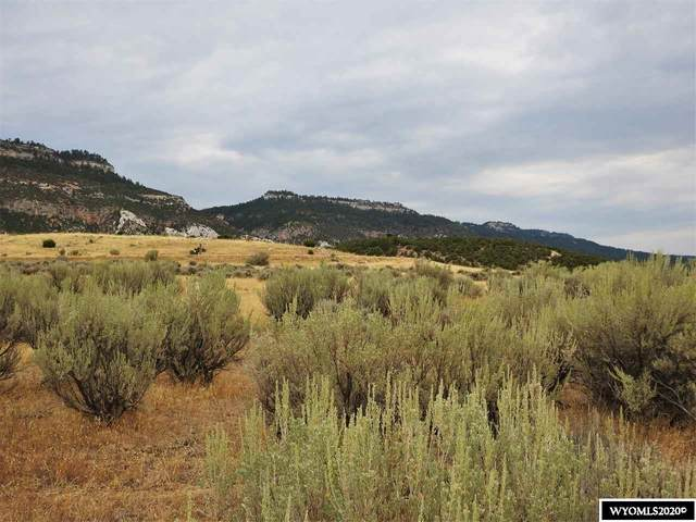 116 & 120 Deer Trail, Ten Sleep, WY 82442 (MLS #20205167) :: Lisa Burridge & Associates Real Estate