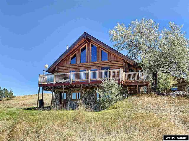 35 Shady Lane, Buffalo, WY 82834 (MLS #20205211) :: RE/MAX Horizon Realty
