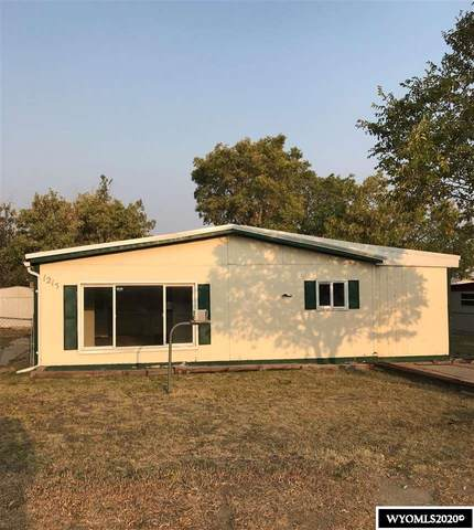 1215 Sigma, Rawlins, WY 82301 (MLS #20205227) :: RE/MAX Horizon Realty