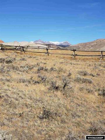 4 Deer Road, Dubois, WY 82513 (MLS #20205284) :: Real Estate Leaders