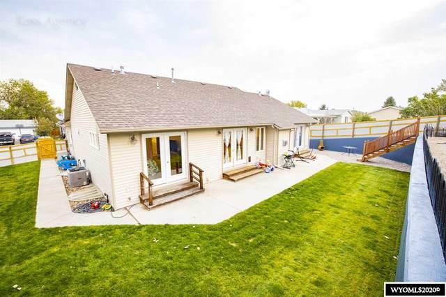 1125 North Fork Drive, Douglas, WY 82633 (MLS #20205416) :: Real Estate Leaders