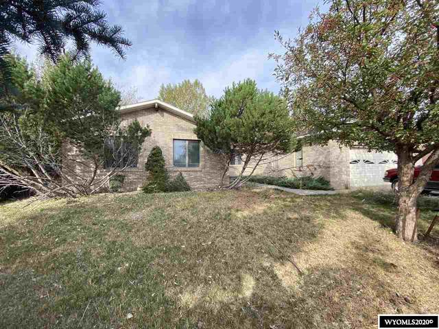 1512 Idaho Street, Rawlins, WY 82301 (MLS #20205487) :: Lisa Burridge & Associates Real Estate