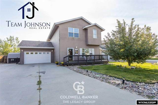 3341 Whispering Springs Road, Casper, WY 82604 (MLS #20205505) :: RE/MAX Horizon Realty