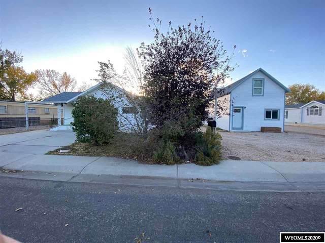 940 Adams, Douglas, WY 82633 (MLS #20205514) :: Real Estate Leaders