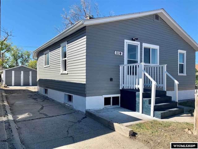 1114 S Poplar Street, Casper, WY 82601 (MLS #20205561) :: Lisa Burridge & Associates Real Estate
