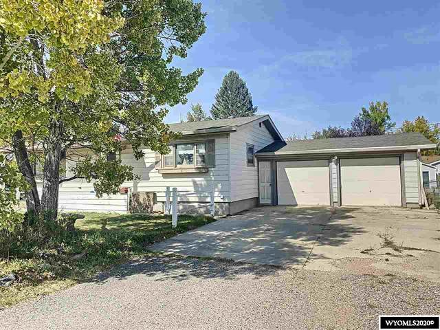 740 Fort Street, Buffalo, WY 82834 (MLS #20205600) :: Real Estate Leaders