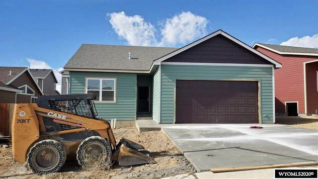 860 Dusty Terrace, Mills, WY 82604 (MLS #20205643) :: RE/MAX The Group