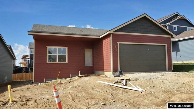 840 Dusty Terrace, Mills, WY 82604 (MLS #20205644) :: RE/MAX The Group