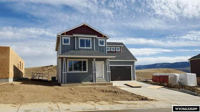 827 Dusty Terrace, Mills, WY 82604 (MLS #20205645) :: RE/MAX The Group
