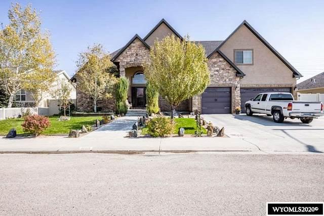 1209 Secretariat Drive, Rock Springs, WY 82901 (MLS #20205647) :: Lisa Burridge & Associates Real Estate