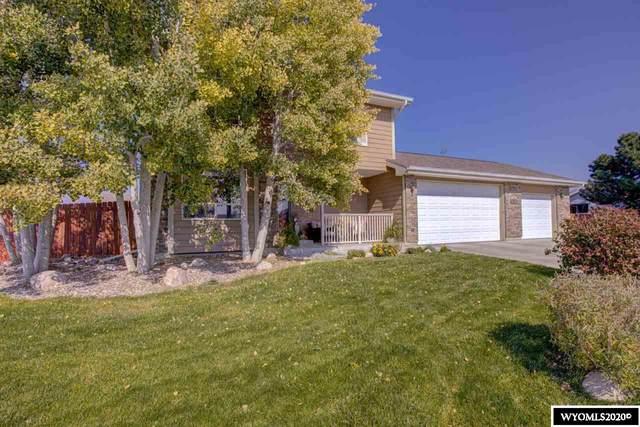 1810 Mandan Trail, Bar Nunn, WY 82601 (MLS #20205672) :: Lisa Burridge & Associates Real Estate