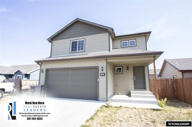 965 Fulton Street, Mills, WY 82644 (MLS #20205700) :: RE/MAX The Group
