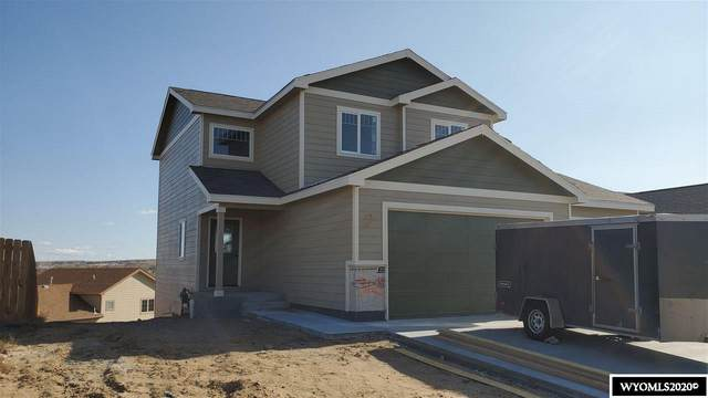 3125 Indian Scout Drive, Casper, WY 82604 (MLS #20205701) :: Lisa Burridge & Associates Real Estate