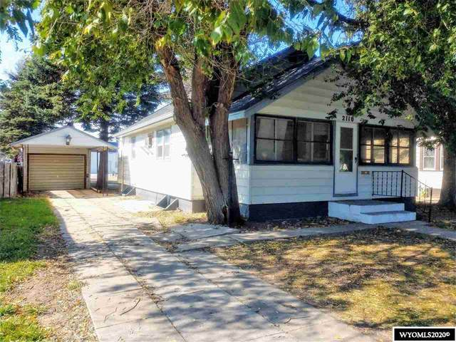 2110 W C, Torrington, WY 82240 (MLS #20205714) :: Lisa Burridge & Associates Real Estate