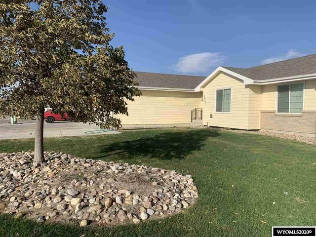 5301 Tonkawa Trail, Bar Nunn, WY 82601 (MLS #20205756) :: Lisa Burridge & Associates Real Estate