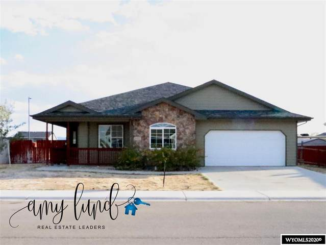 2033 Lakota Trail, Bar Nunn, WY 82601 (MLS #20205764) :: Lisa Burridge & Associates Real Estate