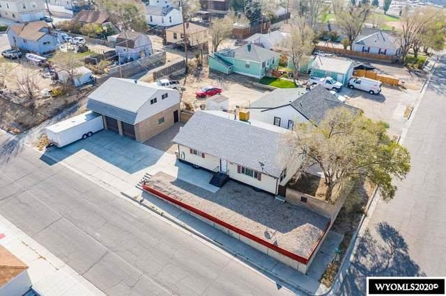 1200 Thorpe Street, Rock Springs, WY 82901 (MLS #20205902) :: Lisa Burridge & Associates Real Estate