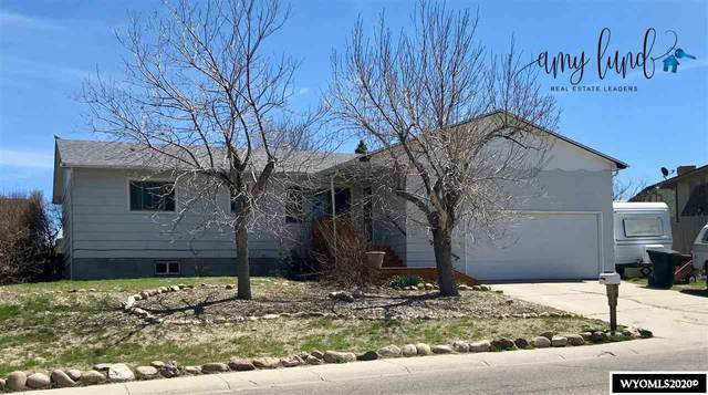 571 S Walsh Drive, Casper, WY 82609 (MLS #20205955) :: RE/MAX The Group