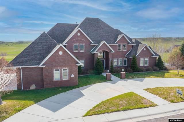 1577 Elkhorn Valley Drive, Casper, WY 82609 (MLS #20206050) :: Real Estate Leaders