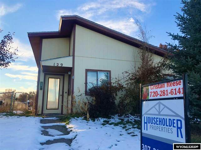 129 Smith Street, Lander, WY 82520 (MLS #20206069) :: Lisa Burridge & Associates Real Estate