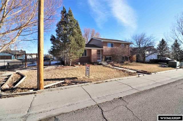 3107 Scott Drive, Rock Springs, WY 82901 (MLS #20206325) :: Real Estate Leaders