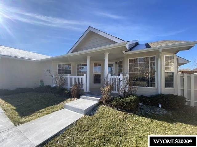 152 Forget-Me-Not, Casper, WY 82604 (MLS #20206371) :: Real Estate Leaders