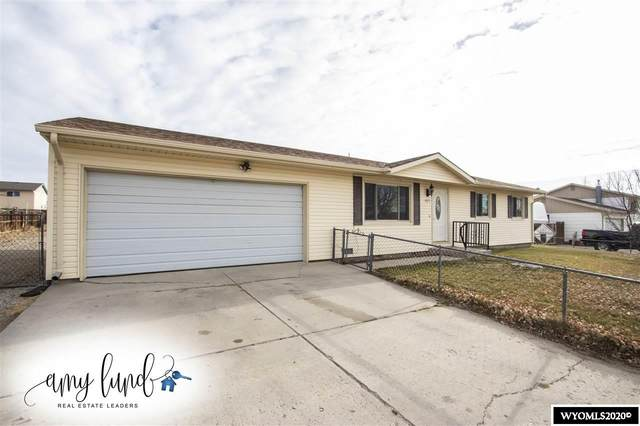 4875 Antelope Drive, Bar Nunn, WY 82601 (MLS #20206373) :: RE/MAX The Group