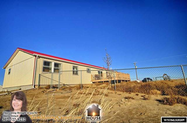 8614 E Stonewood Street, Evansville, WY 82636 (MLS #20206497) :: RE/MAX The Group