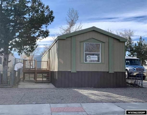 2095 E A Street, Casper, WY 82609 (MLS #20206506) :: RE/MAX Horizon Realty