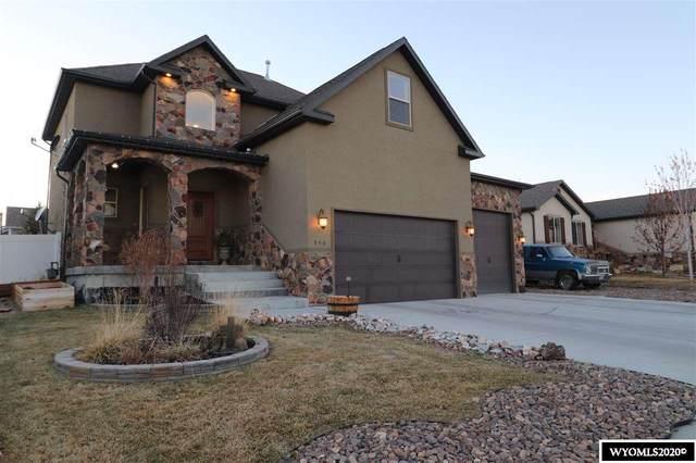 340 Flagstone Drive, Rock Springs, WY 82901 (MLS #20206546) :: Real Estate Leaders