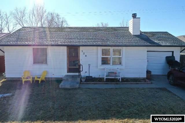 520 Pacific Drive, Rock Springs, WY 82901 (MLS #20206568) :: Broker One Real Estate