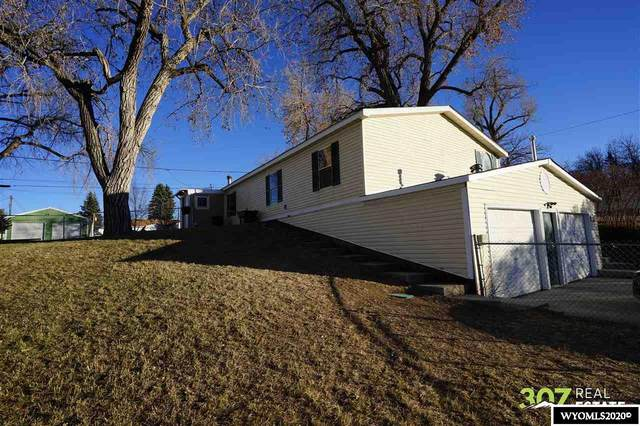 121 S Burritt Avenue, Buffalo, WY 82834 (MLS #20206619) :: RE/MAX The Group
