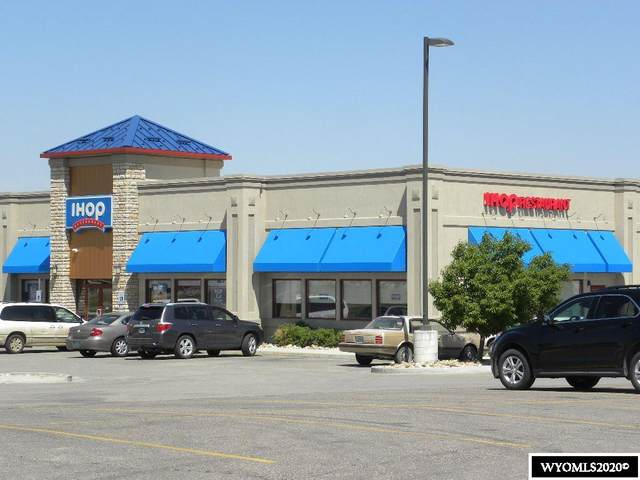 510 Lathrop Road, Evansville, WY 82636 (MLS #20206758) :: Lisa Burridge & Associates Real Estate