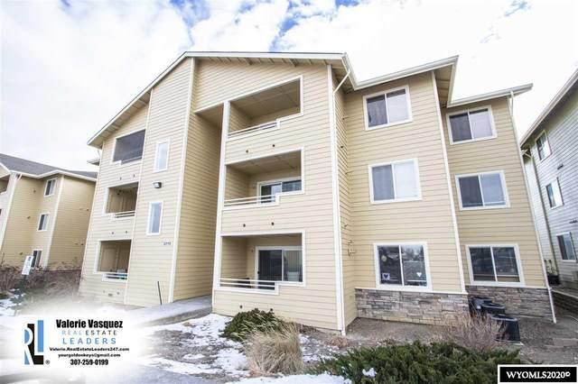 2779 E 15th #208, Casper, WY 82609 (MLS #20206788) :: Real Estate Leaders