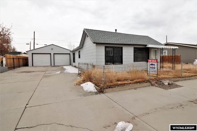 1314 11th Street, Rock Springs, WY 82901 (MLS #20206871) :: Real Estate Leaders