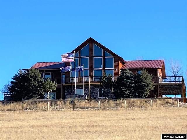15 Fawn Drive, Buffalo, WY 82834 (MLS #20206885) :: Real Estate Leaders