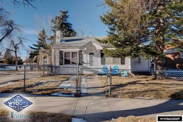 1440 S Ash Street, Casper, WY 82601 (MLS #20206977) :: Real Estate Leaders