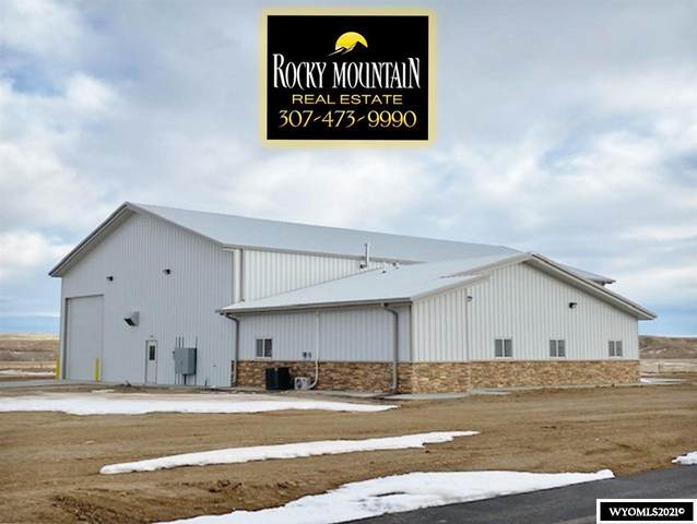 219 Jorgensen Street, Glenrock, WY 82637 (MLS #20210026) :: Lisa Burridge & Associates Real Estate
