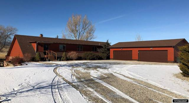 5 Hilltop Drive, Buffalo, WY 82834 (MLS #20210059) :: Real Estate Leaders