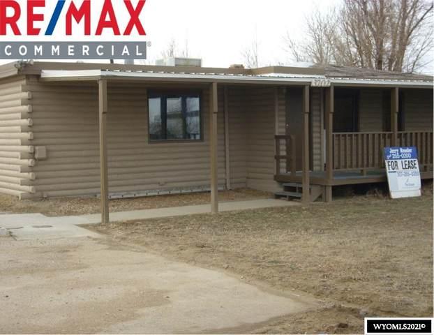 3702 N Salt Creek, Casper, WY 82601 (MLS #20210068) :: Broker One Real Estate