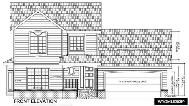 6083 Thunder Valley Road, Mills, WY 82644 (MLS #20210088) :: Lisa Burridge & Associates Real Estate