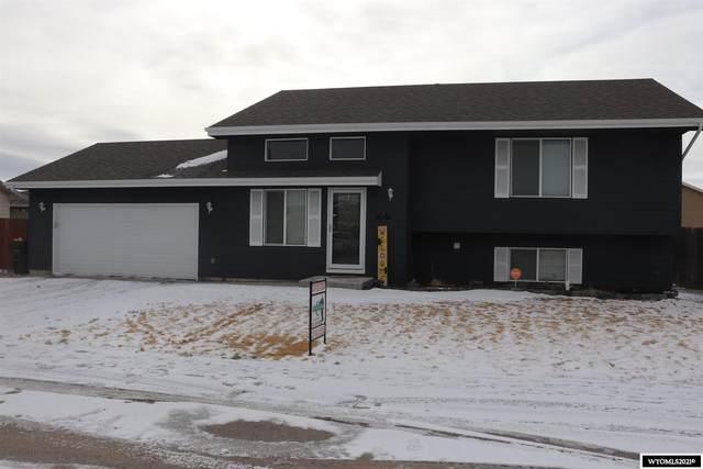 1729 Omaha Trail, Bar Nunn, WY 82601 (MLS #20210104) :: Lisa Burridge & Associates Real Estate