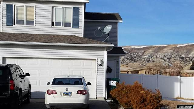 508 Dinwoody Way, Rock Springs, WY 82901 (MLS #20210159) :: RE/MAX Horizon Realty