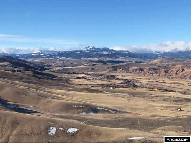 TBD Hart Trail & Hart Court, Dubois, WY 82513 (MLS #20210206) :: Real Estate Leaders