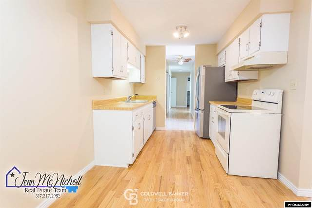 4400 S Poplar  #201-D Street, Casper, WY 82601 (MLS #20210209) :: RE/MAX The Group