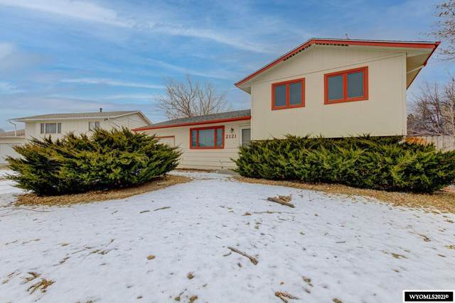 2121 23rd Street, Casper, WY 82601 (MLS #20210246) :: Lisa Burridge & Associates Real Estate